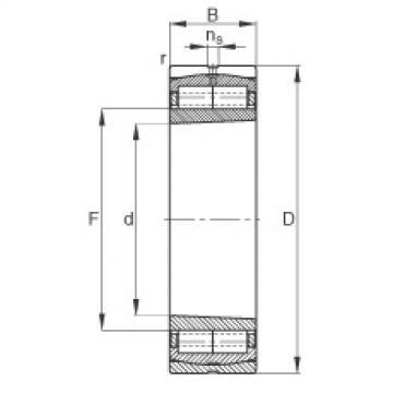 Rodamiento Z-565874.ZL-K-C5 FAG