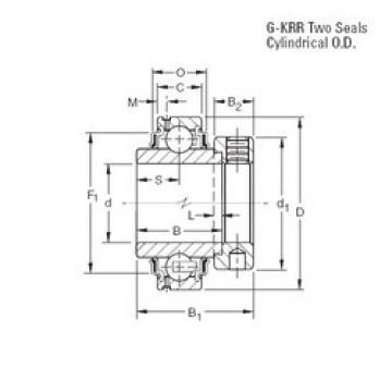 Rodamiento G1011KRR Timken