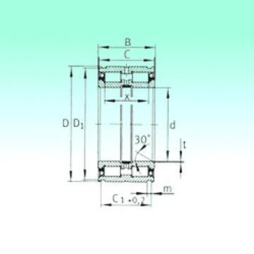 Rodamiento SL045013-PP NBS
