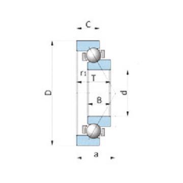 Rodamiento AC423040-1 KOYO