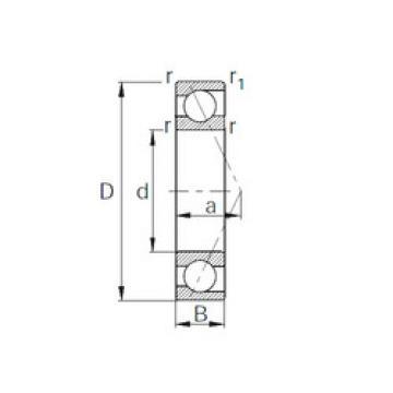 Rodamiento 7922C CYSD