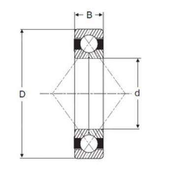 Rodamiento QJ 334 N2 SIGMA