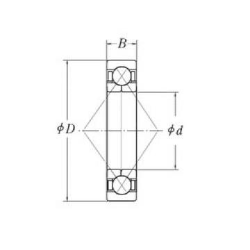 Rodamiento QJM2.1/4 RHP