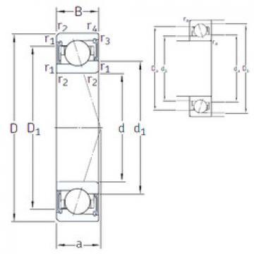 Rodamiento VEB 110 /S/NS 7CE1 SNFA