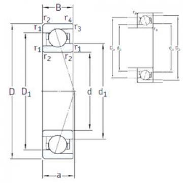 Rodamiento VEB 80 /NS 7CE1 SNFA