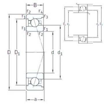Rodamiento VEX 15 7CE1 SNFA