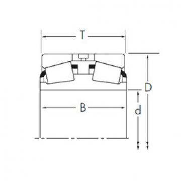 Rodamiento L217845D/L217813+L217813EA Timken