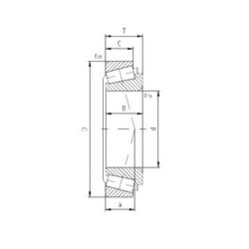 Rodamiento PLC68-201 ZVL
