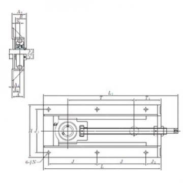 Rodamiento UCTH205-14-150 KOYO