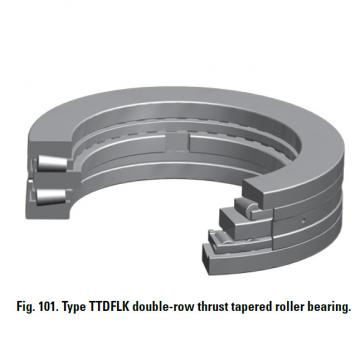 Bearing T12100 Thrust Race Single