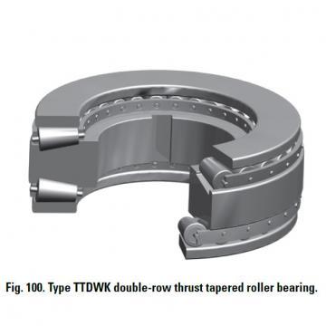 Bearing H21033B4 Thrust Race Double