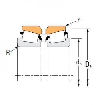 Bearing M249734 M249710CD