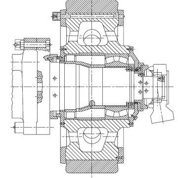 Bearing 190RU91