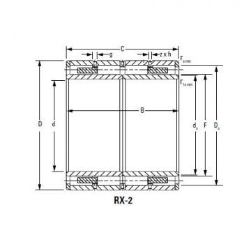 Bearing 550RX2484 RX-1