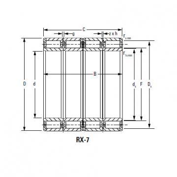 Bearing 190RY1528 RY-1