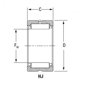 Bearing HJ-607632