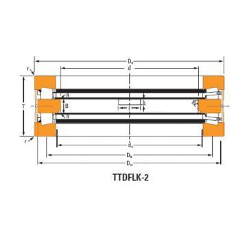 Bearing Thrust race single d-3639-c
