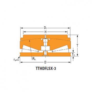 Bearing T17020fs-T17020s
