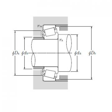 Bearing LM361649/LM361610