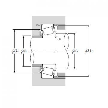 Bearing T-HM266448/HM266410