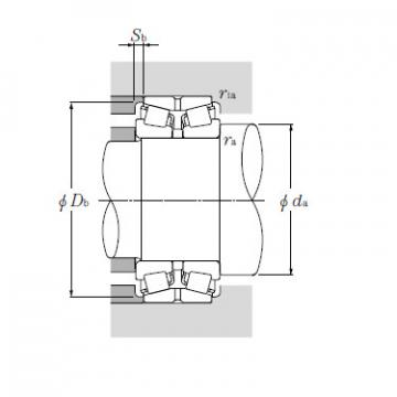 Bearing T-LM742749/LM742710D+A