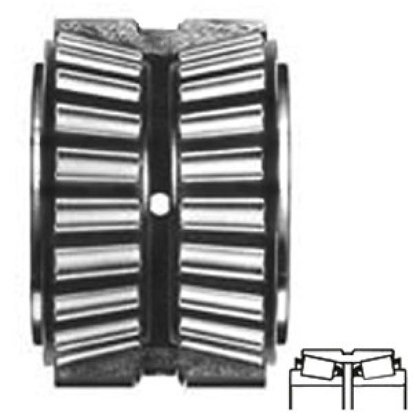 TIMKEN LM446349-902A4 Rodamientos de rodillos cónicos #1 image