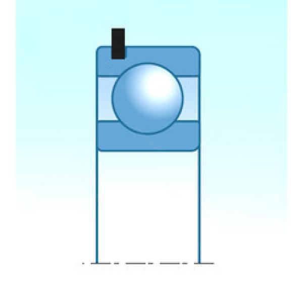 Rodamiento 45TM06-A-NXC3 NSK #1 image