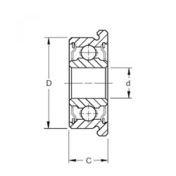 Rodamiento FR3-2RS ZEN #1 image