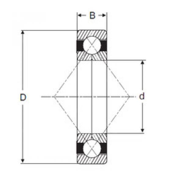Rodamiento QJ 334 N2 SIGMA #1 image