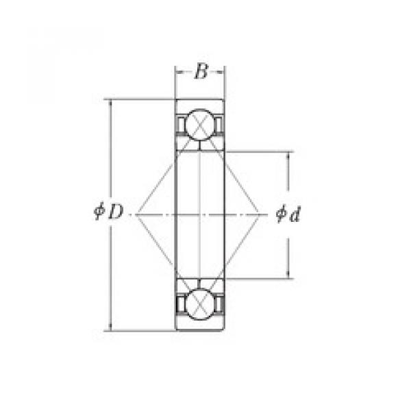 Rodamiento QJM2.1/4 RHP #1 image