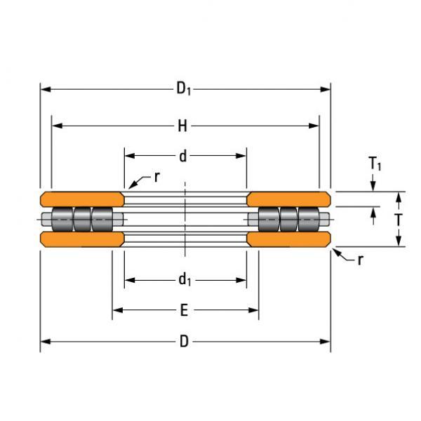 Bearing C-8360-A #1 image