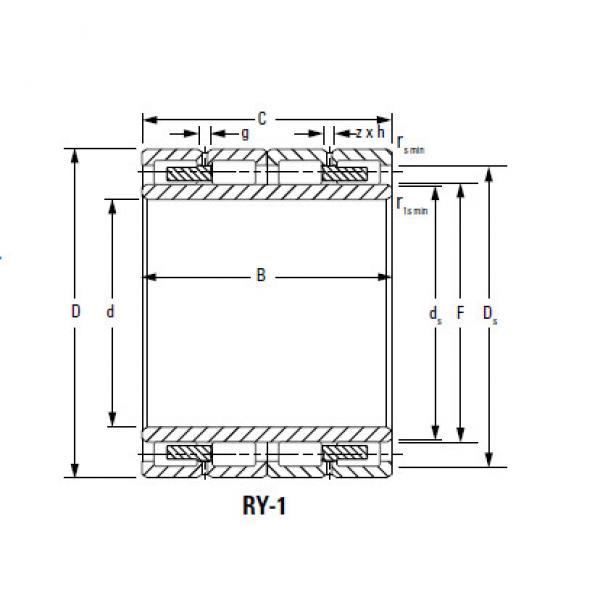 Bearing 480RX2303B RX-1 #1 image