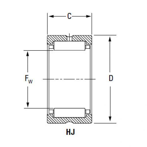 Bearing HJ-688432 #1 image