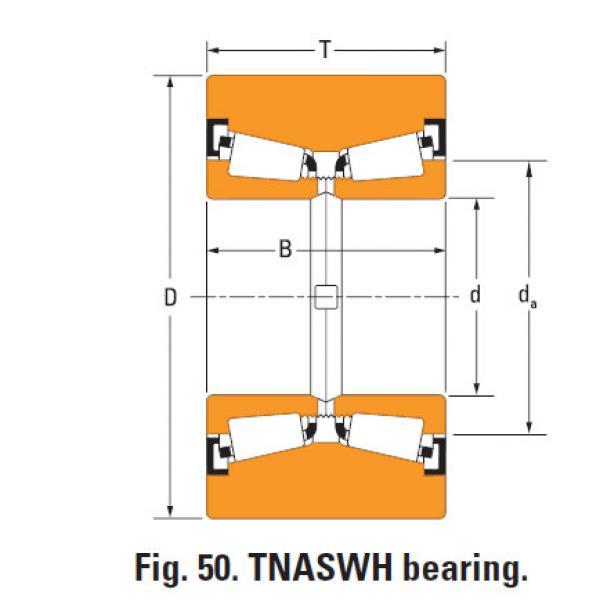 Bearing na483sw k88207 #1 image