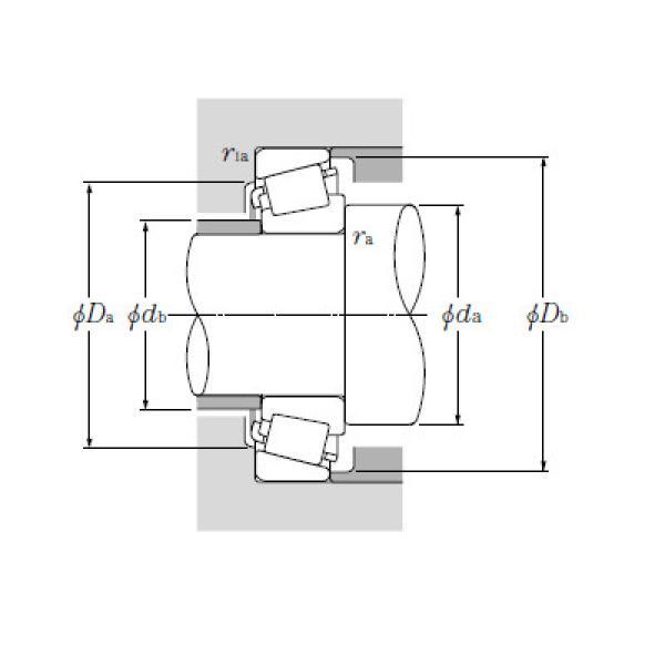 Bearing EE655270/655345G2 #1 image
