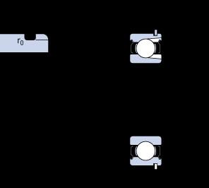 Rodamiento 314-2ZNR SKF