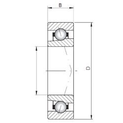 Rodamiento 7044 C ISO
