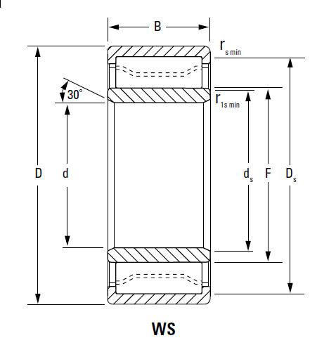 Bearing A-5244-WM