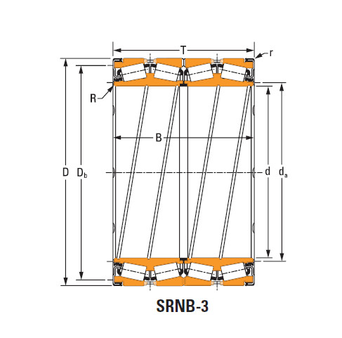 Bearing Bore seal k161679 O-ring