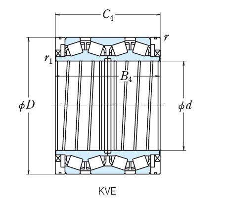 Bearing 825KVE1101E
