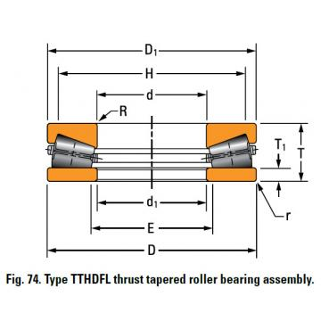 Bearing T20750