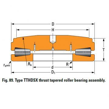 Bearing 252 TTSX 958