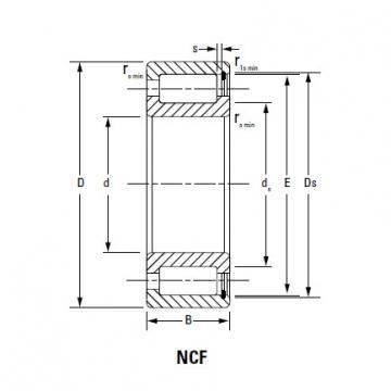 Bearing NCF1868V