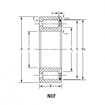 Bearing NNU49/670MAW33