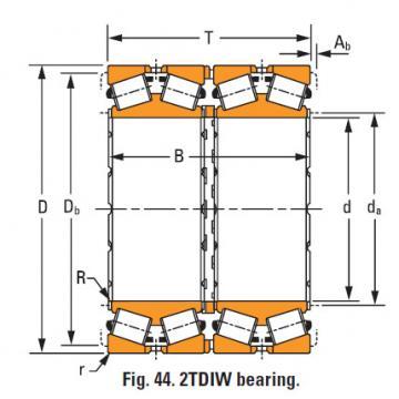Bearing m282249d m282210cd