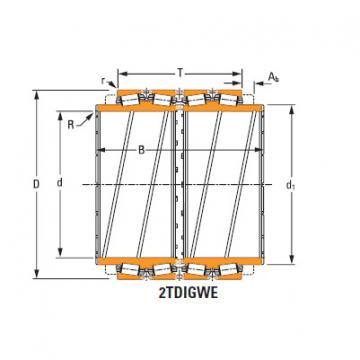Bearing Jm171649dgw Jm171610