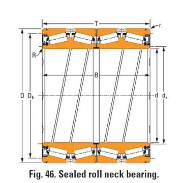 Bearing Bore seal 218 O-ring