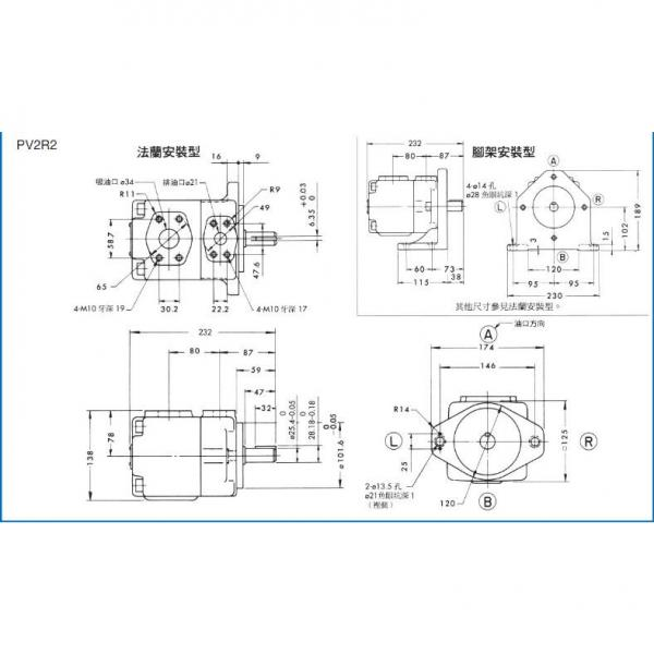 YUKEN A56-F-R-04-C-S-K-32 #3 image