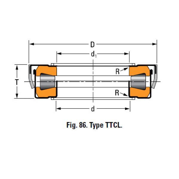 Bearing T402 #1 image
