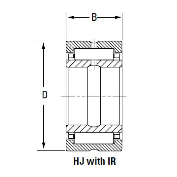 Bearing HJ-13216248 IR-11213248 #2 image